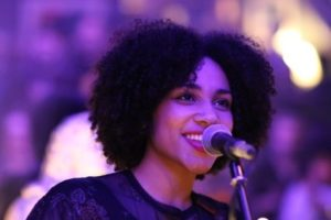 Ije Amaechi from Stevenage Youth Music Council